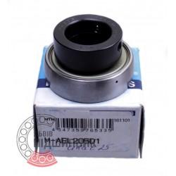 SA205 [NTN] Radial insert ball bearing