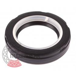 Oil seal 25x37,54x7 SCJY [Corteco]