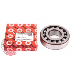 1306-TVH-C3 [FAG] Self-aligning ball bearing