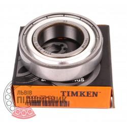 6005 ZZ C3 [Timken] Deep groove ball bearing