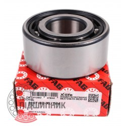 Angular contact ball bearing 0002159600 Claas