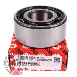 Angular contact ball bearing 0002159600 Claas