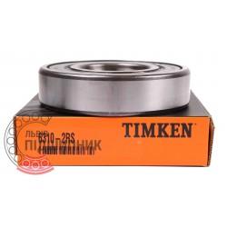 180310 (6310 2RS) [Timken] Подшипник шариковый