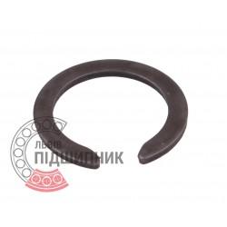 Наружное cтопорное кольцо на вал 16 мм