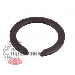 Наружное cтопорное кольцо на вал 17 мм