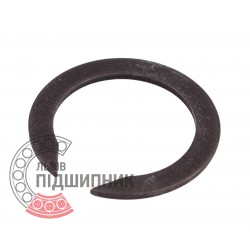 Наружное cтопорное кольцо на вал 20 мм