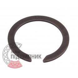 Наружное cтопорное кольцо на вал 25 мм