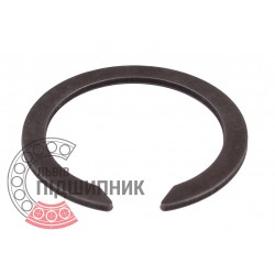 Наружное cтопорное кольцо на вал 40 мм