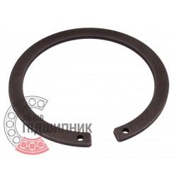 Наружное cтопорное кольцо на вал 70 мм