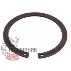 Наружное cтопорное кольцо на вал 75 мм