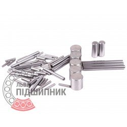 Bearing roller 4,5х12,8 mm