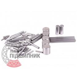 Bearing roller 4x25,8 mm