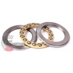 51224 [FBJ] Thrust ball bearing