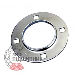 P209 - Insert bearing flanged housing