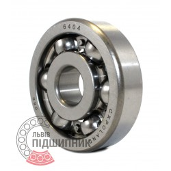 6404 [CX] Deep groove ball bearing