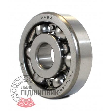 6404 [CX] Deep groove ball bearing