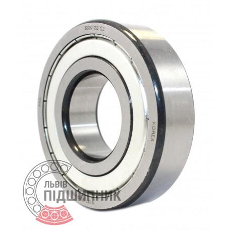 6307-2Z-C3 [FAG] Deep groove ball bearing