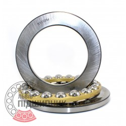 51222M [NTE] Thrust ball bearing