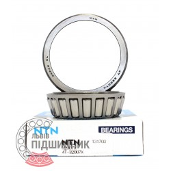 32007 JR [2007107] [NTN] Tapered roller bearing