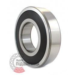 6316-2RS/С3 [ZKL] Deep groove ball bearing