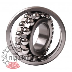 1311 [GPZ-34] Self-aligning ball bearing