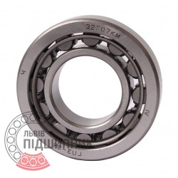 NU207 [GPZ-34] Cylindrical roller bearing