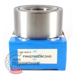 PW42760039CSHD [PFI] Angular contact ball bearing