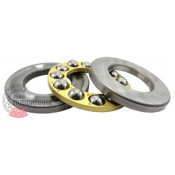 51315 M [FBJ] Thrust ball bearing
