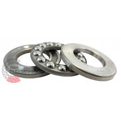 51313 [ZKL Kinex] Thrust ball bearing