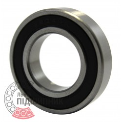 61904 2RS [CX] Deep groove ball bearing