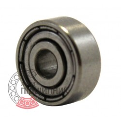 623-2ZR [Kinex] Deep groove ball bearing
