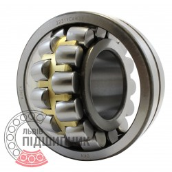 3611 (22311 CAW33) [Kinex] Сферический роликовый подшипник