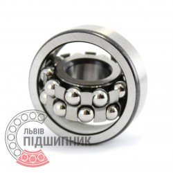 1301 Self-aligning ball bearing