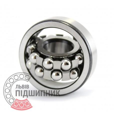 1301 Self-aligning ball bearing