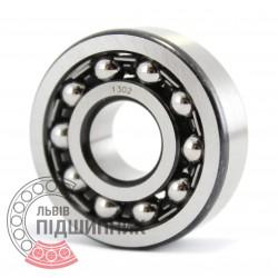 1302 Self-aligning ball bearing