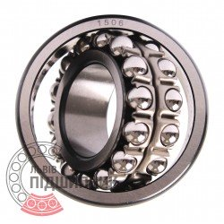 2206 Self-aligning ball bearing