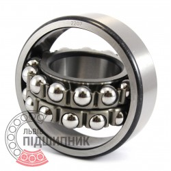 2207 Self-aligning ball bearing
