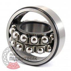 2207 Self-aligning ball bearing