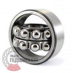 2307 Self-aligning ball bearing