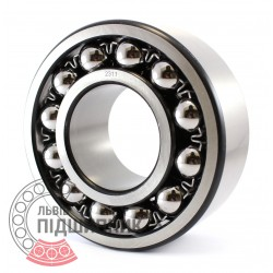 2311 Self-aligning ball bearing