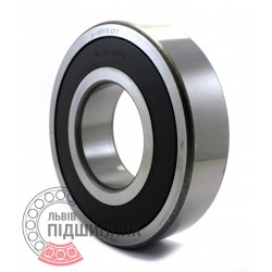 6313 2RS [GPZ-34] Deep groove ball bearing