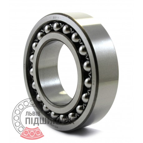 2211 2RS [CX] Self-aligning ball bearing