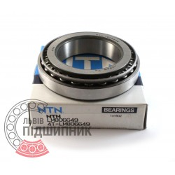 LM806649/10 [NTN] Tapered roller bearing