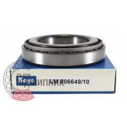 LM806649/10 [Koyo] Tapered roller bearing
