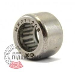 Голковий підшипник 941/7 (HK071208) [CX]