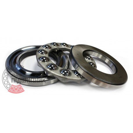 51324 [GPZ-4] Thrust ball bearing