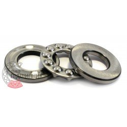 51306 [GPZ-4] Thrust ball bearing