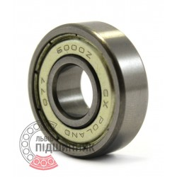6000ZZ [CX] Deep groove ball bearing