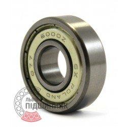 6000ZZ [CX] Deep groove ball bearing