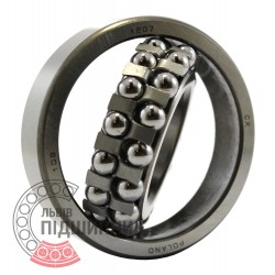 1207 [CX] Self-aligning ball bearing